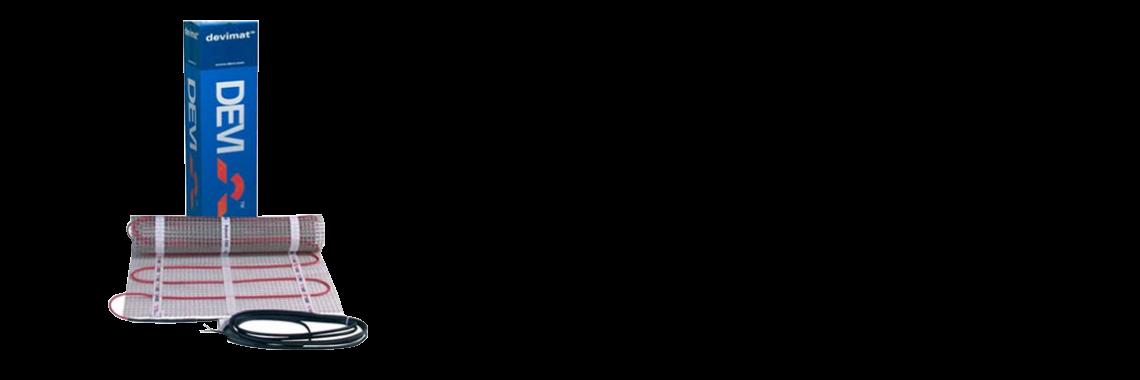 Теплый пол Devi (Деви)