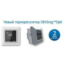 Новая модель терморегулятора для теплого пола от Devi
