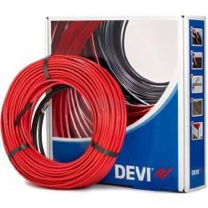 Теплый пол  Нагревательный кабель DEVIflex 18T (DTIP-18T) 2420 Вт, 131 метров, DEVI
