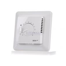 Терморегулятор Devireg D-528, 10A, белый
