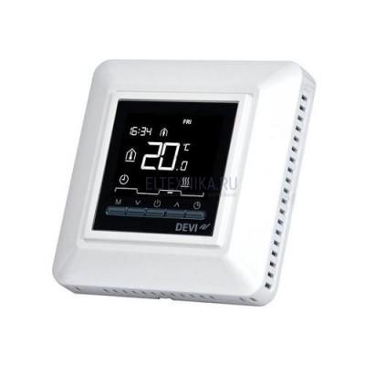 Терморегулятор Devireg Opti, белый