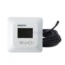 Терморегулятор теплого пола ECO10LCDJR, Ensto