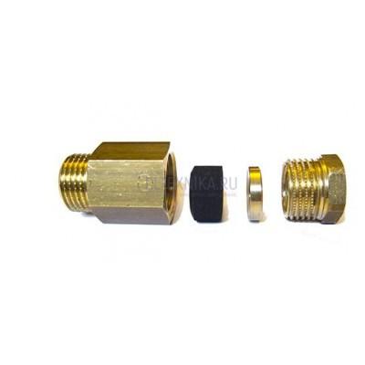 Проходка EFPLV1.R для саморегулирующийся кабеля Optiheat 10, ENSTO