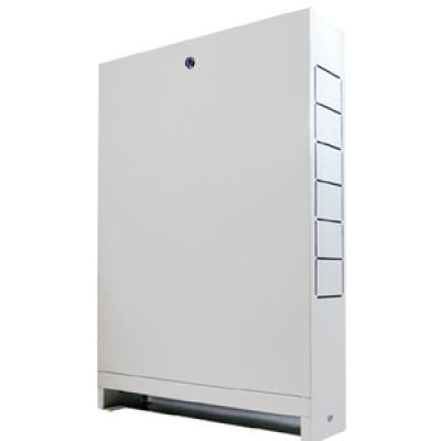 Шкаф металлический коллекторный наружной установки 8 отводов, Onnline